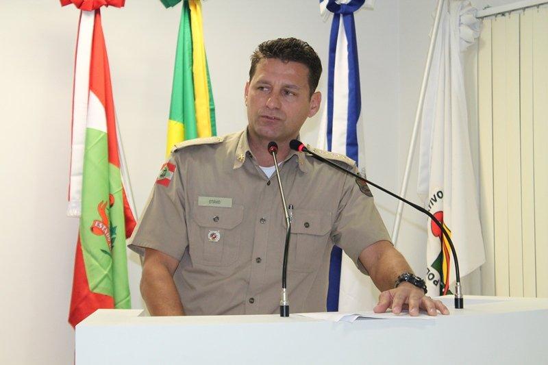 tenente coronel Otavio Manoel Ferreira Filho