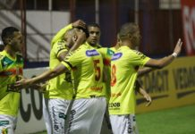 Brusque na semifinal do campeonato catarinense