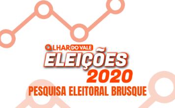 pesquisa eleitoral prefeito brusque
