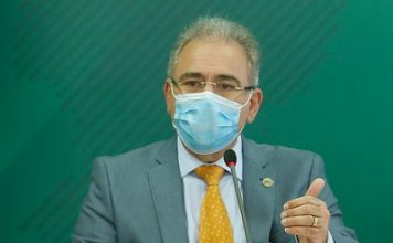 Ministro da Saúde vem a Blumenau